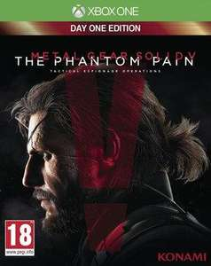 Metal Gear Solid 5 : The Phantom Pain - Day One Edition sur Xbox One