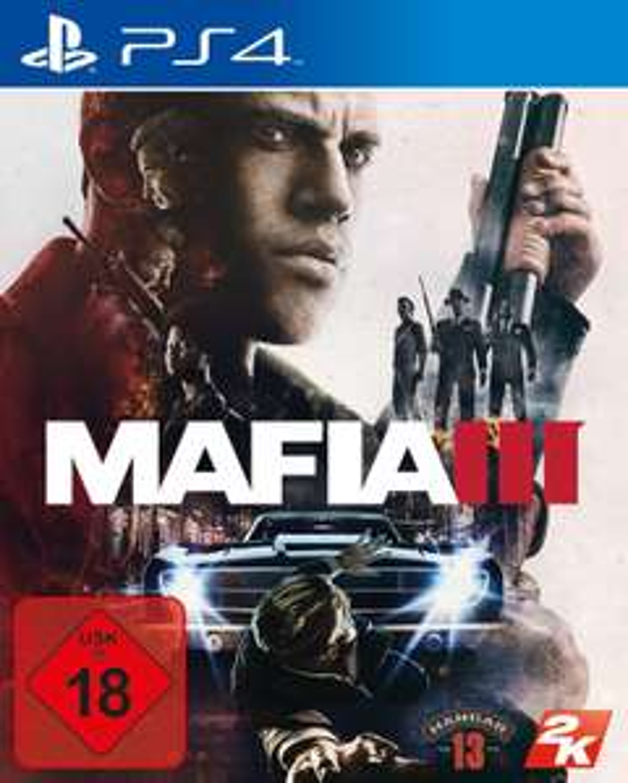 Mafia III Sur PS4 et Xbox One