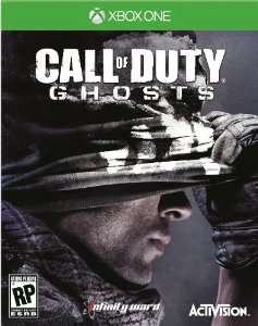 Précommande : Call of Duty Ghosts sur XBox One