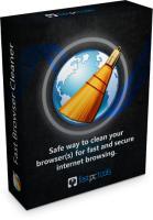 Logiciel Fast Browser Cleaner gratuit sur PC (dématérialisé)