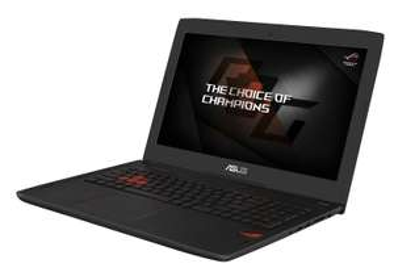 "PC Portable Gamer 15.6"" Asus ROG G502VM-FY017T (Full HD, i7-6700HQ 8Go RAM HDD 1To/SSD 128Go, GeForce GTX 1060 6G WIN10)"
