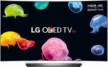 """TV 55"""" LG OLED55C6V - 4K UHD, OLED + 30€ en carte cadeau (via 500€ d'ODR)"""