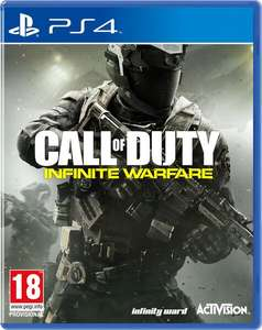 Call of Duty Infinite Warfare sur PS4