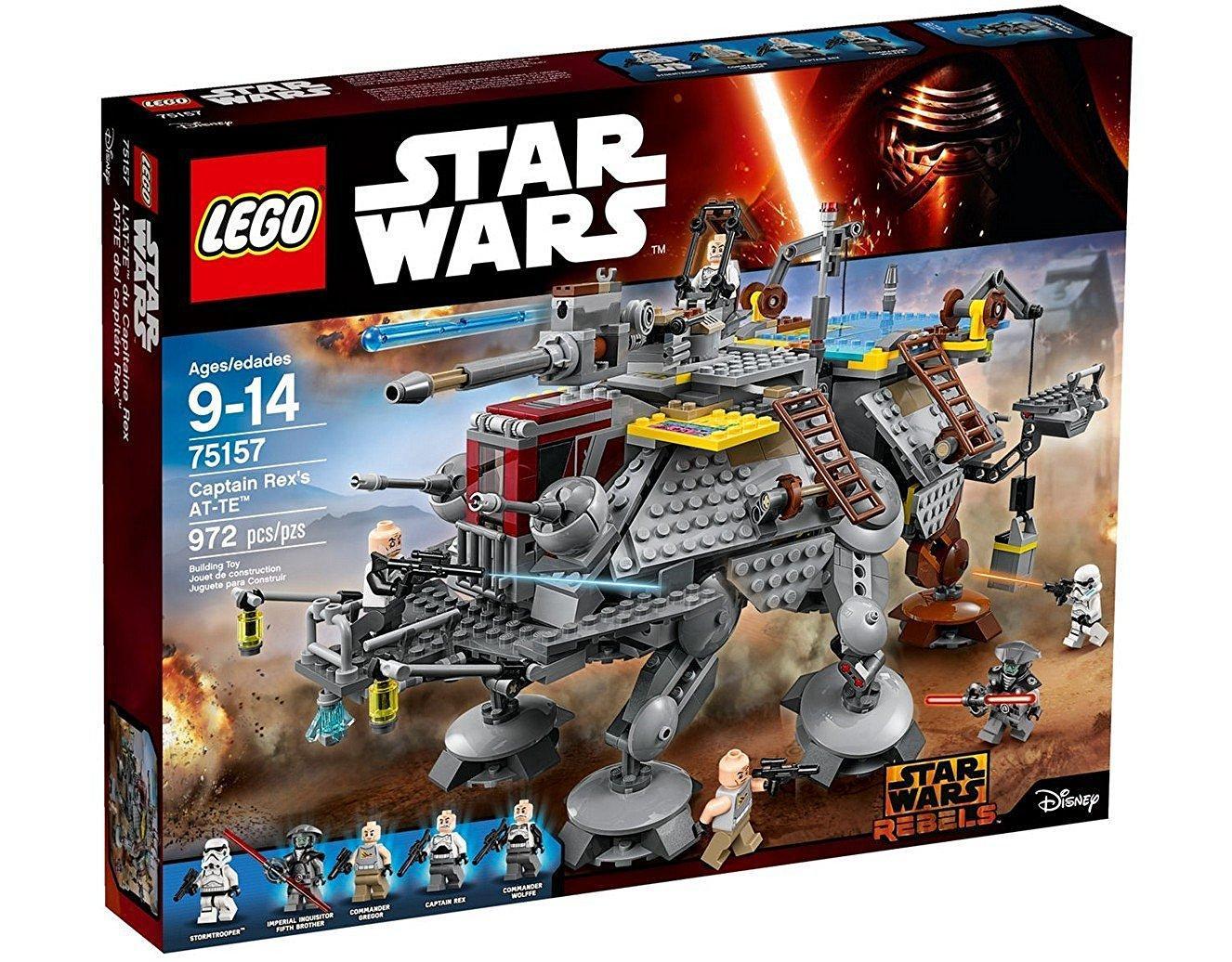 [Membres Premium] Jouet Lego Star Wars - L'AT-TE du Capitaine Rex (75157)