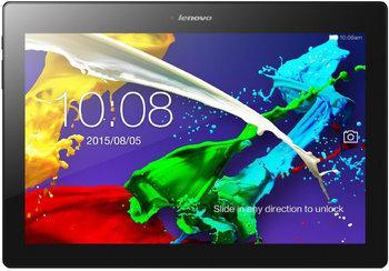 "Tablette tactile 10.1"" Lenovo Tab 2 A10-30 - 2 Go de RAM, 16 Go, Wi-Fi bleu (via ODR de 20€)"
