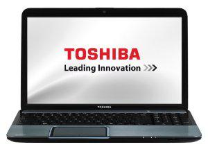 "PC Portable 15,6"" Toshiba Satellite L855D-10J (AMD A8 4500M 1,9GHz, 8 Go RAM, AMD HD 7640G... Clavier Qwertz !)"