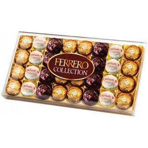 Sélection d'optimisation Chocolat - Ex : 3 boîtes de Chocolats Ferrero Collection - 3x32 Chocolats (via 24.99€ fidélité)