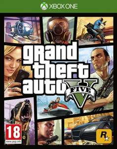 Jeu Grand Theft Auto 5 sur Xbox One ou PS4