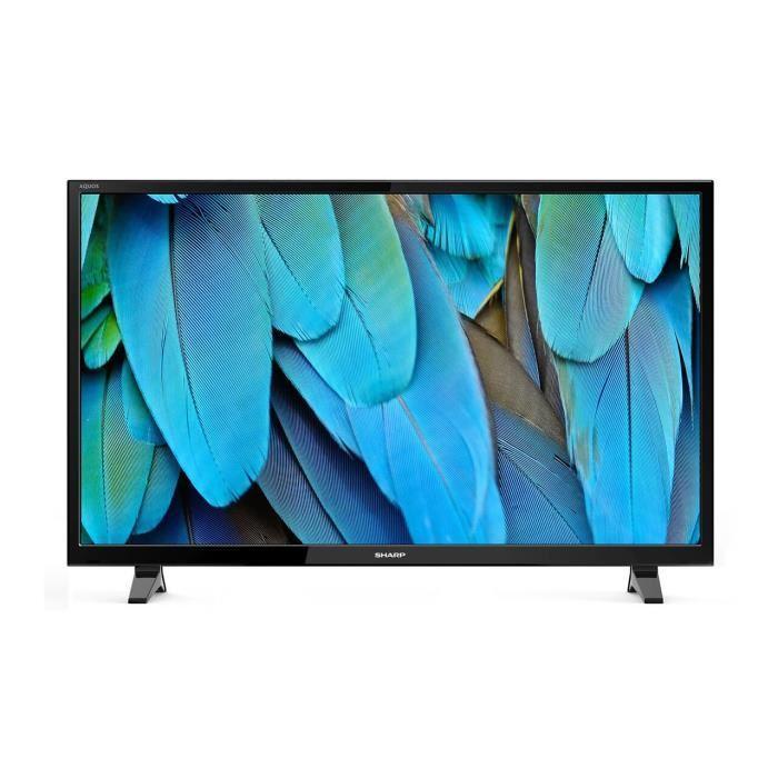 "TV LED 32"" Sharp LC-32CHE4042EH - HD Ready, Noir"