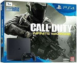 Pack Console PS4 Slim 1To + Call of Duty Infinite Warfare