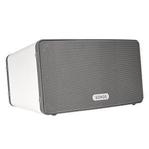 Enceinte Hi-Fi sans fil Sonos Play 3 - Blanc ou Noir