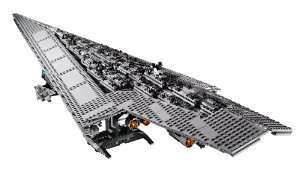 Lego Star Wars TM - Super Star Destroyer (3152 éléments)