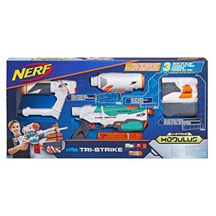 Pistolet Nerf Modulus Tristrike - B5577
