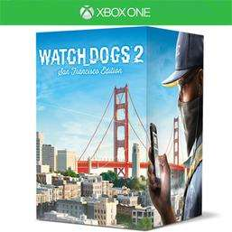 "Watch Dogs 2 Edition Collector ""San Francisco"" - Xbox One / PS4"