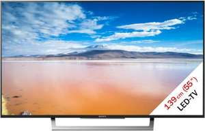 "TV LED 55"" Sony KD-55XD8005B - 4K, UHD, HDR, Android TV"
