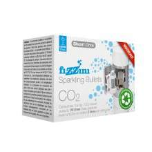 Pack de 10 cartouches de CO2 Home Bar Fizzzini