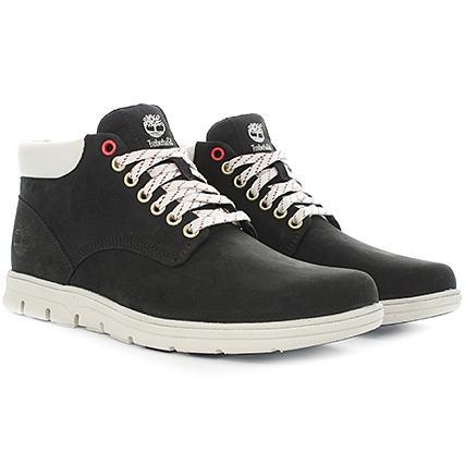 Chaussures Timberland Bradstreet Chukka - Noir