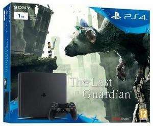 Précommande: Console Sony PS4 Slim 1 To + Last Guardian