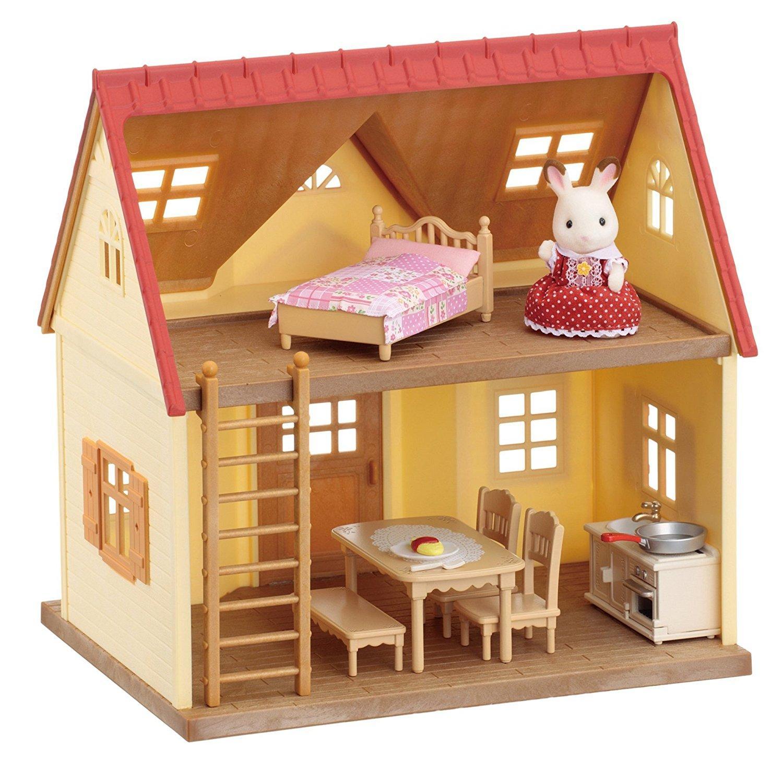 Maison de poupée Sylvanian Families 5242: Set de cottage cozy