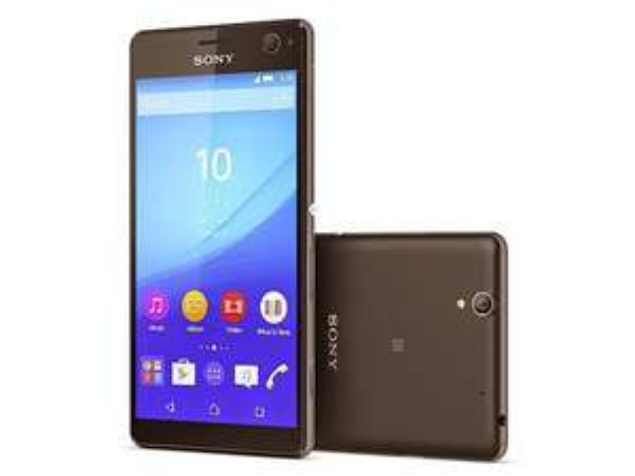 """Smartphone 5.5"""" Sony Xperia C4 débloqué tout opérateur - Noir"""