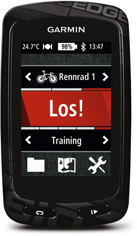 GPS Garmin Edge 810 - Pack Perfomance et Navigation