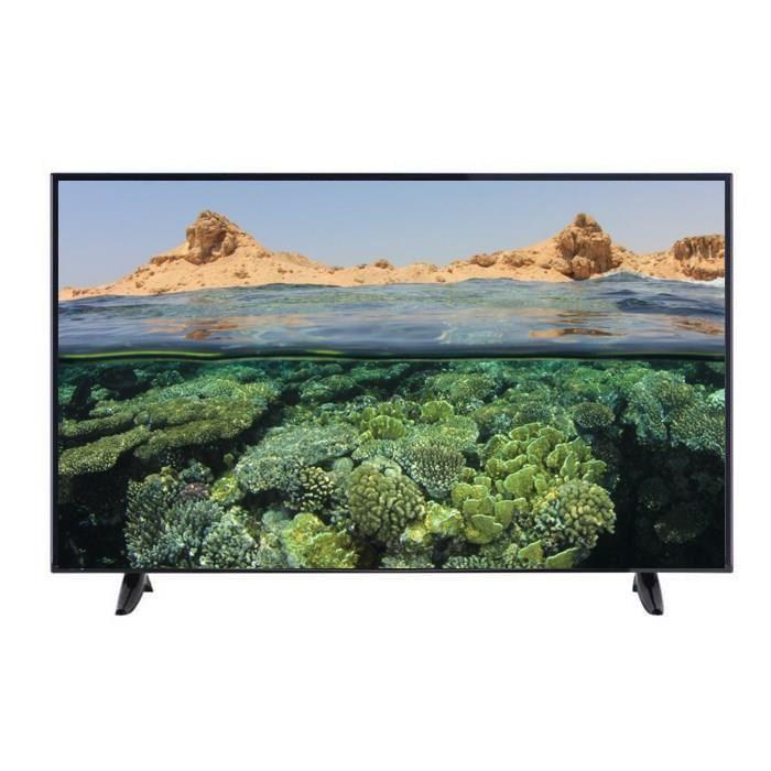 "TV LED 49"" Continental Edison 49S0116B3 - Full HD, Smart TV, 123cm"