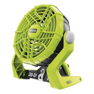 Ventilateur sans fil Ryobi R18F-0 One Plus - Sans batterie (via ODR de 20€)