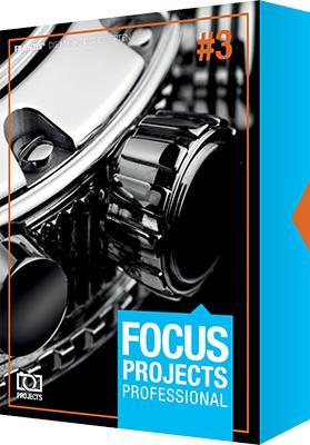 Logiciel photo Focus Projects 3 Pro gratuit sur PC & MAC