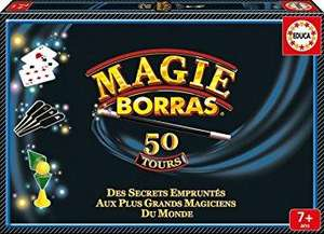 [Panier Plus] Jouet Magie Borras - 50 Tours