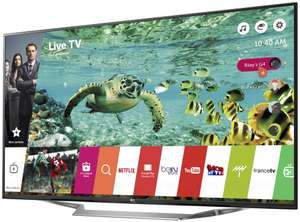 "TV 70"" LG 70UH700 - 4K UHD, LED, Smart TV - 100 Hz (via 500€ d'ODR + 30€ bon d'achat)"