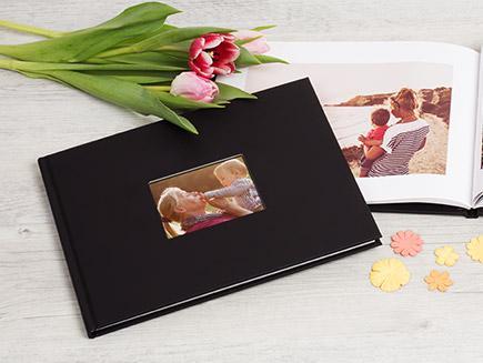 [Nouveaux clients] Livre Photos Luxe - 26 Pages gratuit (6€ de frais de livraison)