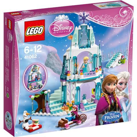 Jeu de construction Lego La reine des neiges - Le palais de Glace d'Elsa n°41062