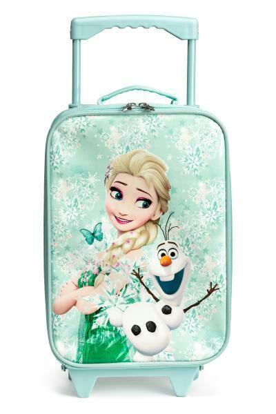 Valise Disney Reine des neiges - 8.5L, 11x23.5x33.5cm