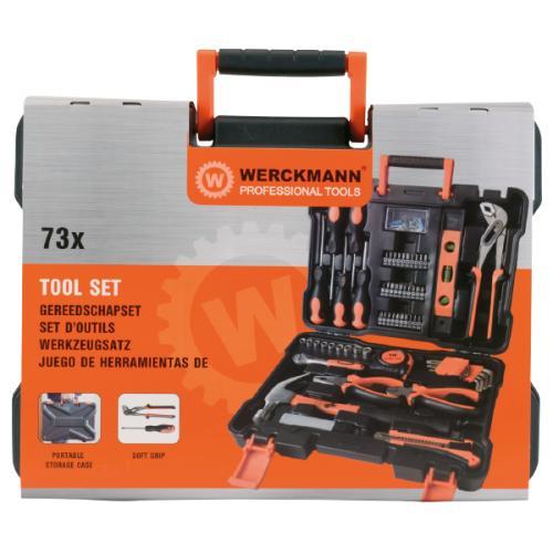 Set d'outils Werckmann - 73 pièces