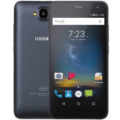 "Précommande Smartphone 5"" Uhans H5000 - HD, 4G (B20), 3Go Ram, 32Go, 4500 mAh"