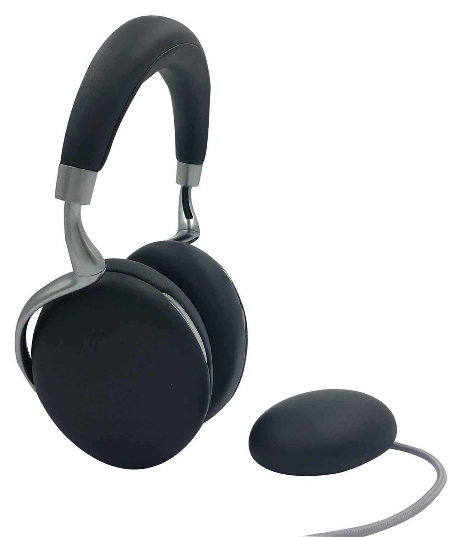 Casque audio Bluetooth Parrot Zik 3 + chargeur à induction Noir