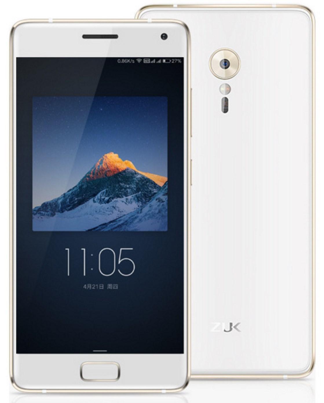 "Smartphone 5.2"" Lenovo ZUK Z2 Pro - 4 Go Ram, 64 Go, 4G(B20) Snapdragon 820, FullHD Super Amoled, 3100mAh"