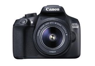 Appareil photo numérique Reflex Canon EOS 1300D + EF-S 18-55mm IS II (1160C026AA)