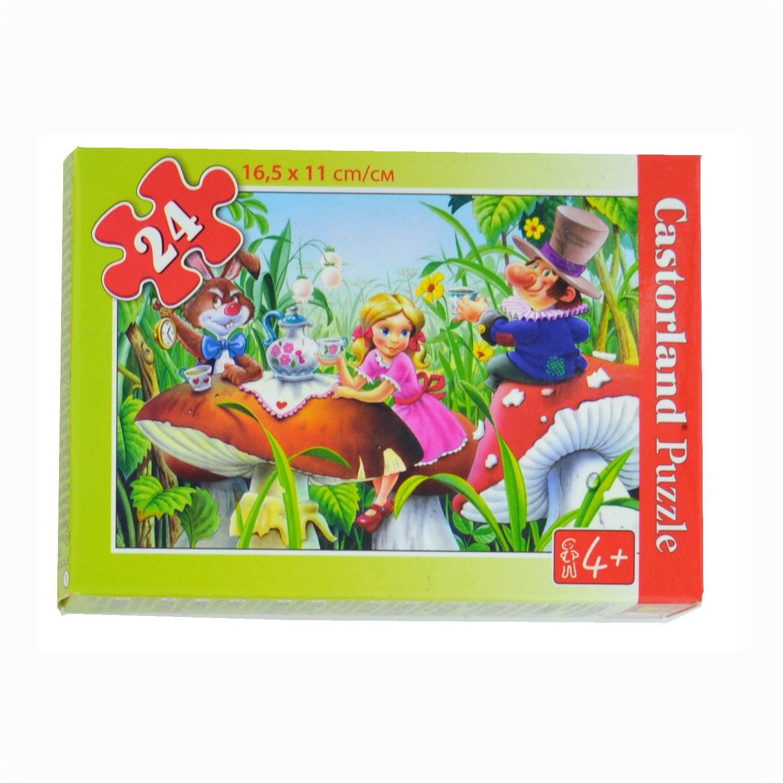 Jusqu' 90% de réduction sur une sélection de jouets et de puzzles - Ex : Puzzle 24 pièces Alice au pays des merveilles