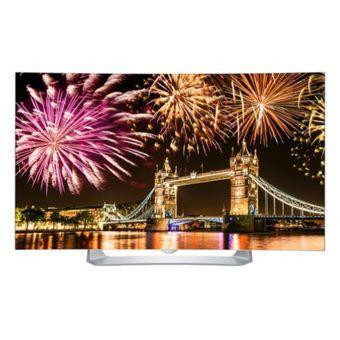 """TV 55"""" LG 55EG910V - FullHD, Oled, Incurvée, 10 bits"""