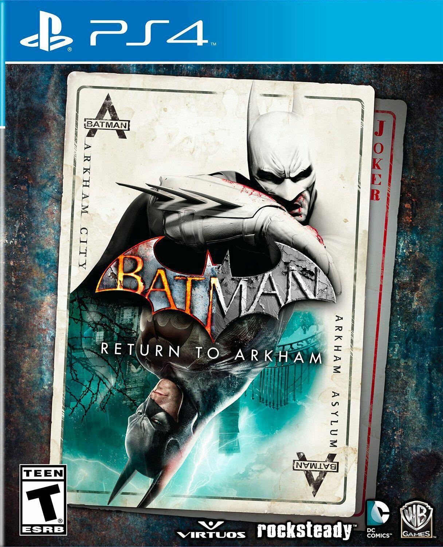 Batman: Return to Arkham sur PS4