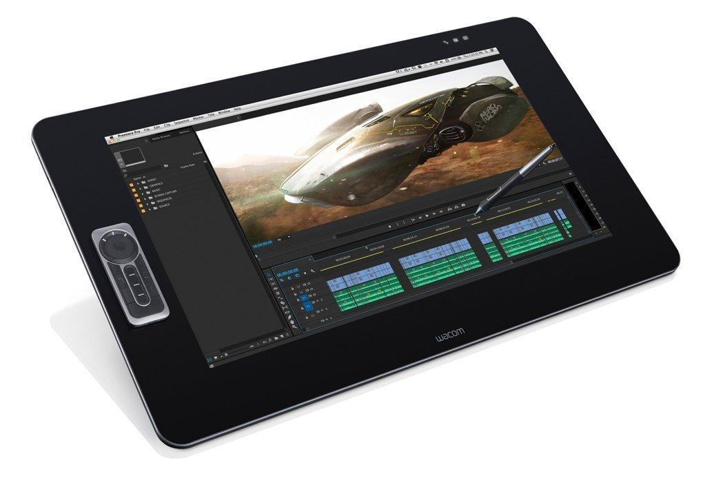 "Tablette graphique 27"" Wacom Cintiq 27QHD Creative Pen Display"