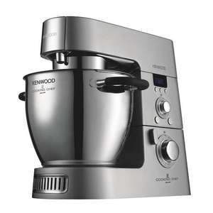 Robot Cuiseur Kenwood Cooking Chef KM082 - 1500 W, Argent