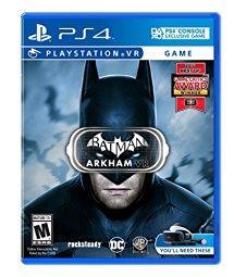 Jeu Batman VR sur PS4