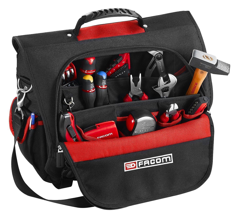 Sacoche textile PC Facom BS.TLBCM1PG - 13 outils