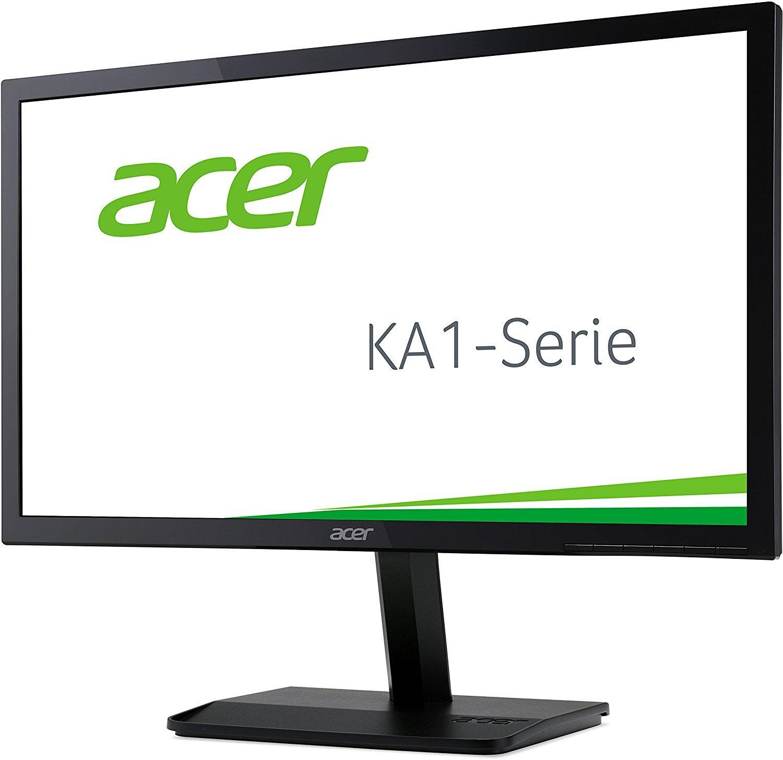 "Ecran PC 27"" Acer KA271bid - FullHD VGA/HDMI, 5ms"