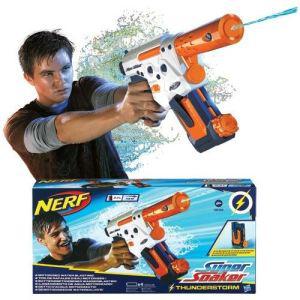 Pistolet à eau Nerf Super Soaker Thunderstorm