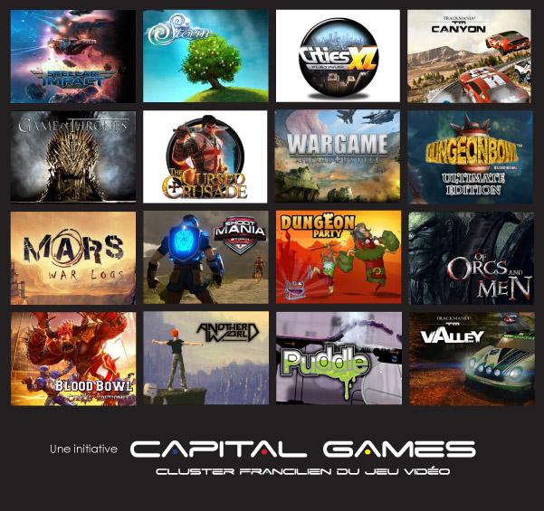 Games from Paris : 16 jeux PC de studios français en promotion