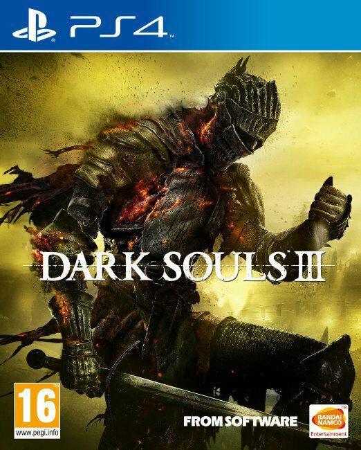 Dark Souls 3 sur PS4 et Xbox One