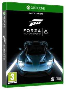 Forza Motorsport 6 sur Xbox One